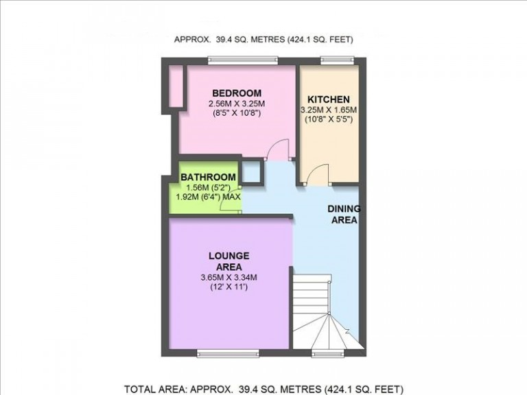 Floorplans For St. Margarets Road, 81A St. Margarets Road, St Margarets Road, Twickenham