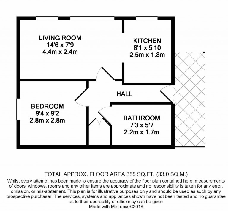 Floorplans For Birnam House Cambridge Park, Cambridge Park, Twickenham